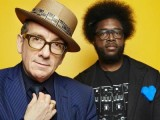 Elvis Costello and The Roots debut 'Walk Us Uptown' — first single off 'Wise Up Ghost'