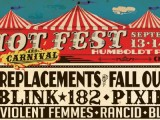 Pixies join The Replacements at Riot Fest in Chicago — new lineup's first U.S. date