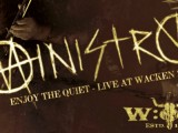 New releases: Ministry live CD, plus Echo & The Bunnymen, Talking Heads on vinyl