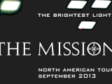 Contest: Win tickets to see The Mission at New York's Irving Plaza on Sept. 5