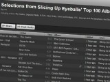Selections from Slicing Up Eyeballs' Top 100 Albums of 1986 — a Spotify playlist