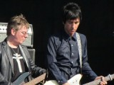 Together again: The Smiths' Johnny Marr, Andy Rourke play 'How Soon Is Now?' in Brazil