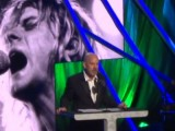 'This is not just pop music': Michael Stipe inducts Nirvana into Rock and Roll Hall of Fame