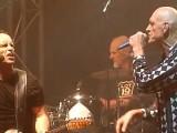 Video: Midnight Oil's Peter Garrett, Jim Moginie join Hunters & Collectors onstage