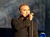 Morrissey debuts 3 new songs at U.S. tour opener, show ends in stage-invasion chaos