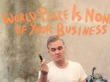 Morrissey to release new single 'World Peace is None of Your Business' this week