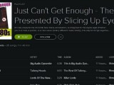 Rhino's 'Just Can't Get Enough: The '80s' Spotify playlist — updated 7/1/14