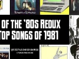 Slicing Up Eyeballs' Best of the '80s Redux: Vote for your favorite songs of 1981
