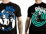 Contest: Win a pair of The Glove T-shirts featuring Robert Smith, Steven Severin