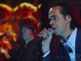 Watch: Nick Cave & The Bad Seeds perform haunting 'Rings of Saturn' on Colbert