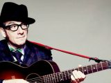 Elvis Costello teases some kind of mystery release due out on the Fourth of July