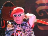 The Damned headed into the studio with Tony Visconti as bassist Paul Gray rejoins band