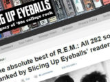 Slicing Up Eyeballs' most-clicked of 2017: R.E.M., Morrissey, The Cure, Depeche Mode