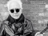 Love song: The Cure's Reeves Gabrels makes the New York Times' wedding section