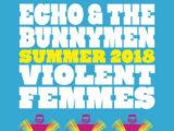 Echo & The Bunnymen, Violent Femmes team up for 2nd U.S. summer co-headlining tour
