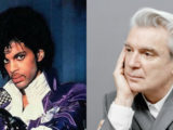 Watch: David Byrne breaks out Prince's 'When Doves Cry' at Portland karaoke bar