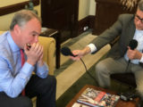 Listen: Replacements fan (and senator) Tim Kaine appears on Rockin' the Suburbs podcast