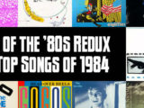 Top 100 Songs of 1984: Slicing Up Eyeballs' Best of the '80s Redux — Part 5