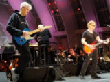 Watch: Oingo Boingo's Danny Elfman, Steve Bartek reunite to perform 'Dead Man's Party'