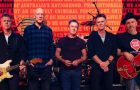 Midnight Oil debuts new song, performs 'Diesel and Dust' in full at Australian concerts