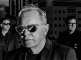 New Order to release live album of 'synth orchestra' performance — hear 'Sub-culture'