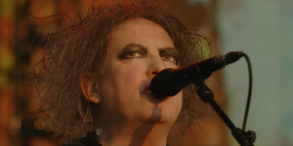 Watch the trailer for The Cure's 'Anniversary' concert film from Hyde Park celebration