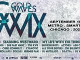 Front 242, Stabbing Westward, My Life With the Thrill Kill Kult headlining Cold Waves IX