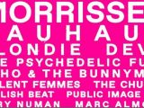 Cruel World festival moved to September with Morrissey, Bauhaus and more still on board