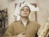 Andy Partridge gives away new song 'Cavegirl' from 'aborted bubblegum sampler album'