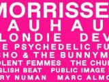 Goodbye, Cruel World: Festival with Morrissey, Bauhaus, Blondie, Devo is canceled