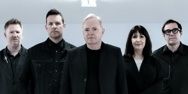 Listen: New Order returns with 'Be a Rebel' — group's first new music in 5 years